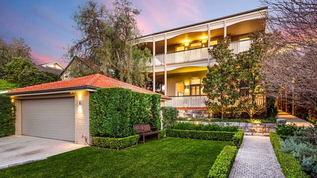 Mosman deal: The latest mainland Chinese purchase cost $5.5 million.