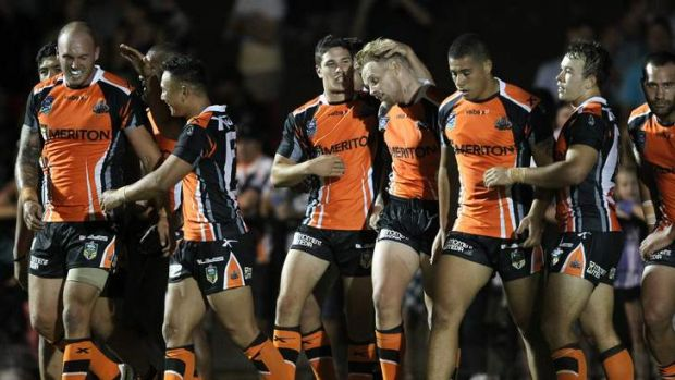 Wests Tigers have been struck down by a series of infections just days out from their NRL season opener against St ...
