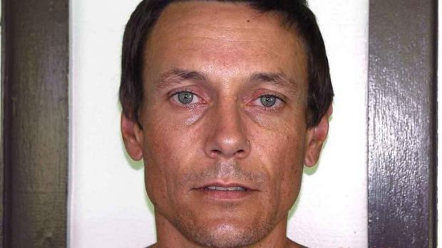 The man charged with Daniel Morcombe's murder, Brett Peter Cowan.