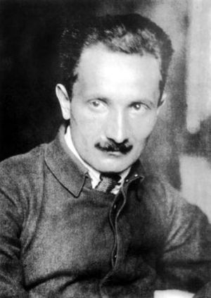 German philosopher Martin Heidegger was a lifelong friend of Arendt.