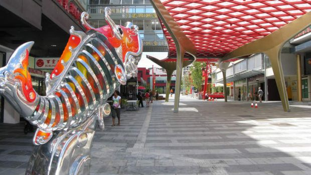 Restaurants in Chinatown had threatened to go on strike in a dispute with Brisbane City Council.