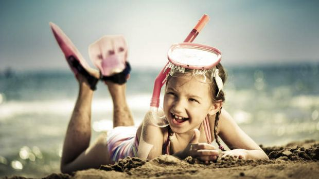 Let's teach our children to find joy in ordinary things.