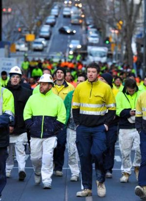Strike action: Inquiry to also examine number of days lost to union action.
