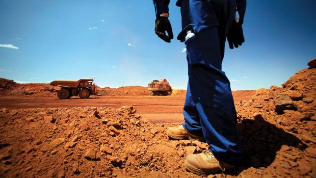 Many analysts and mining executives expect the price of iron ore to fall closer to $US100 in the months ahead.