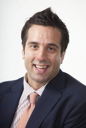 Call for change: George Couros.