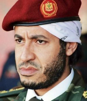 Military role: al-Saadi Gaddafi was a commander in the military of the Libyan dictatorship.