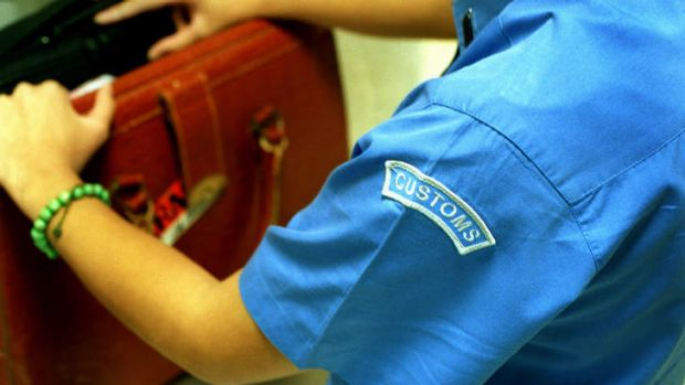 Australia's Customs agency is the public service's most dangerous workplace in terms of compensation claims.