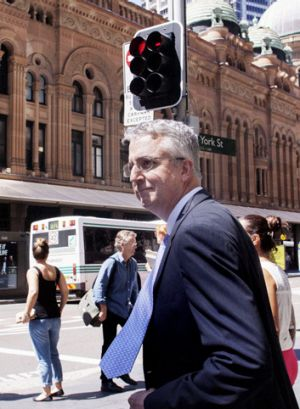 The ABC's Mark Scott joined the Turnbull conclave.