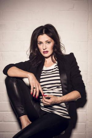 Back in control: Tina Arena has self-financed her Reset tour.