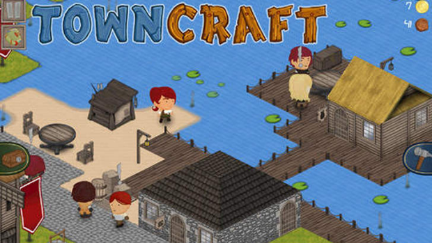 Towncraft.