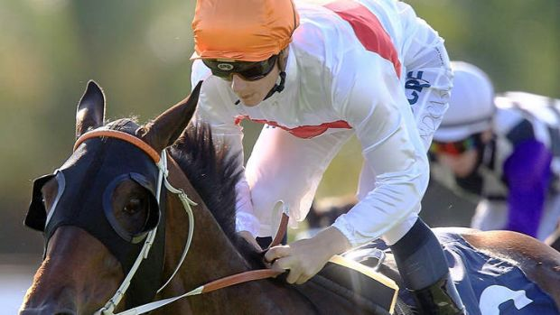 Messene is a huge chance to win the National Sprint in Canberra on Sunday.