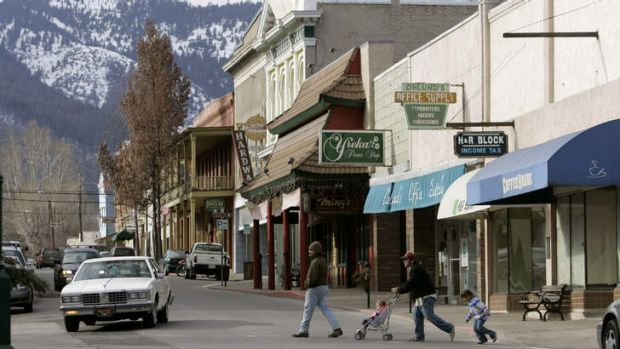 Rural towns like Siskiyou in northern California want to form a new state called Jefferson.