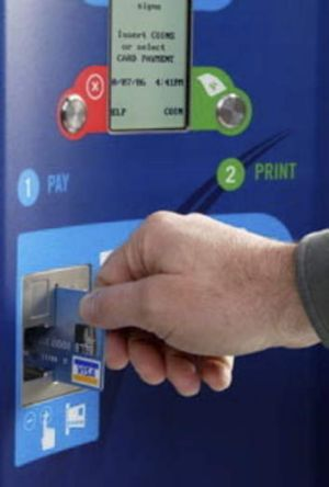 The plan will allow public servants to avoid daily queues to feed the meter.