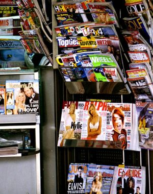 Media choices: restrictions may be relaxed on ownership laws.