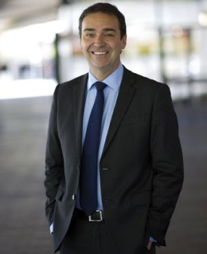 South Australian Liberal leader, and potential premier: Steven Marshall.