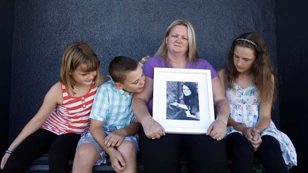 Happy family destroyed: 'We feel that void, that hole in our heart that can't be filled.'