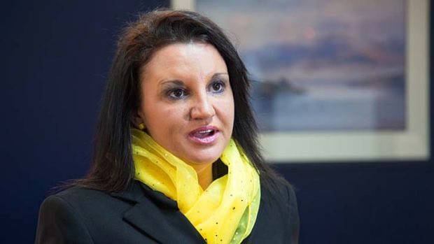 Palmer United Party senator-elect Jacqui Lambie: ''If I've done anything wrong I'll cop it sweet. I'll become another ...