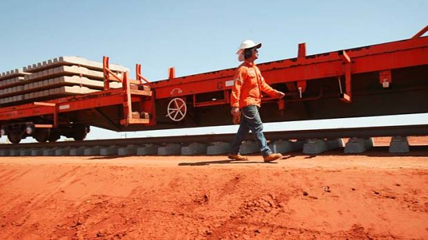 Collateral damage: Deleveraging is one of many factors behind the dwindling price of iron ore