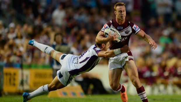 Daly Cherry-Evans could be on top of the Brisbane Broncos' recruitment list.