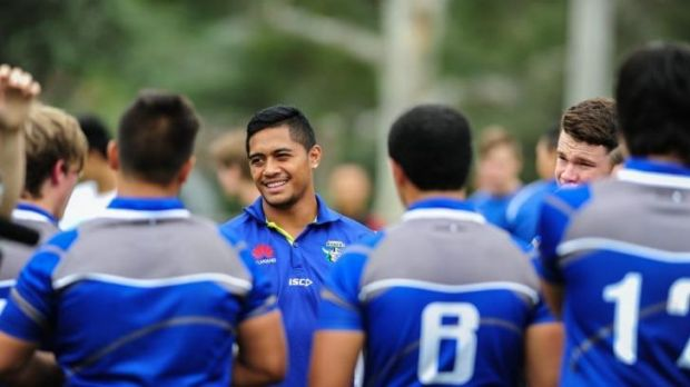 Anthony Milford is back in at No. 1 for the Raiders this weekend.