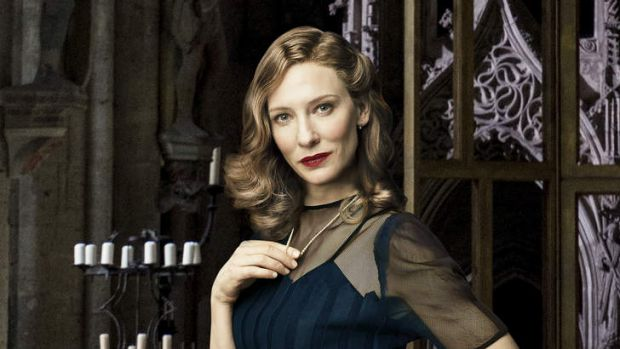 Cate Blanchett stars in George Clooney's <i>The Monuments Men</i>.