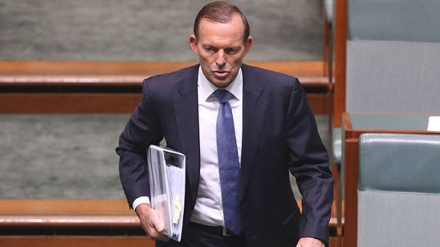 """Removing the """"red tape"""": The Abbott government removes a visa loophole which allows employers to hire unlimited numbers ..."""