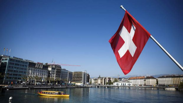 Switzerland is opening up bank account information.