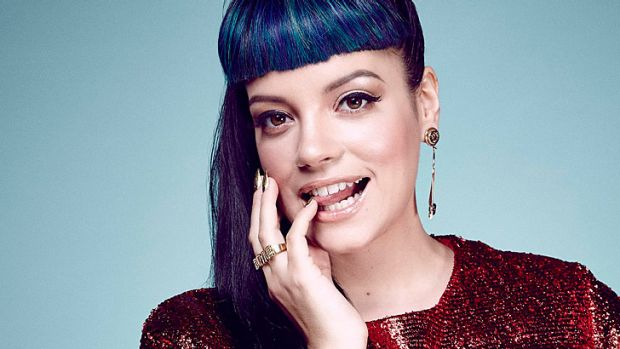 British pop star Lily Allen will headline Splendour in the Grass.