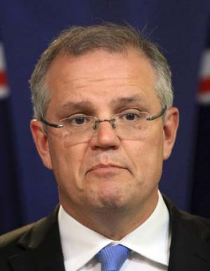 Brushed aside suggestions he opened the way to a flood of new skilled migrants on 457 visas: Immigration Minister Scott ...
