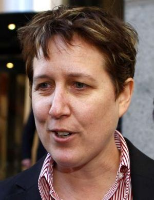 "Members ""not impressed"" with Transfield: Sally McManus."