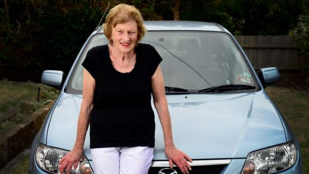 At 80, Jeanette O'Donnell is still on the road.