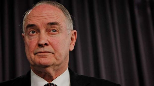 """Professor Ross Garnaut: """"If either the government or the Palmer United Party had another thought then we may still ..."""