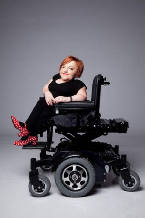 Stella Young today.