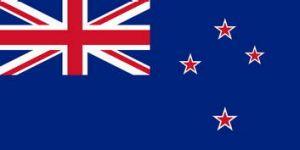 The New Zealand flag               new zealand  flag