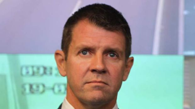 """""""We can take a lot of confidence in the fact that the NSW economy is finally starting to pull its weight."""": Mike Baird."""