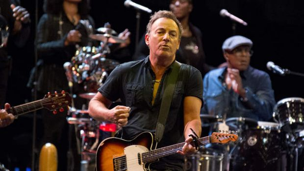 It took patrons up to an hour to get out of the Brisbane Entertainment Centre's car park after Bruce Springsteen's ...