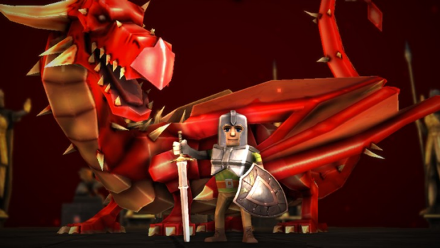 Fight the Dragon is just one of many Australian made video games being praised at GDC next week.