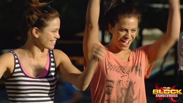 <i>The Block</i> twins Alisa and Lysandra had help from a tradie, which has upset other contestants.