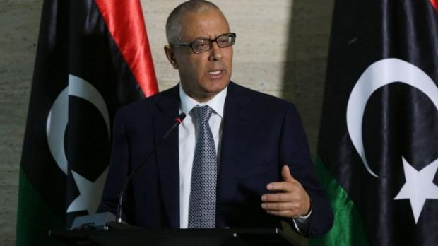 Libya's parliament ousted prime minister Ali Zeidan on Tuesday.