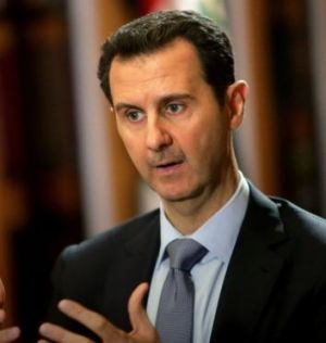 Likely candidate: Syrian President Bashar al-Assad keen to carry on despite the civil war and his 14 years in office.