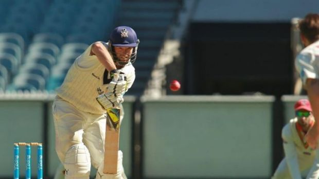 Rob Quiney put in an impressive performance.
