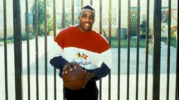 William Gates in the documentary <i>Hoop Dreams</i>.