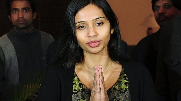 Under scrutiny: There are reports that Devyani Khobragade is being investigated by Indian authorities.