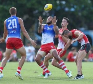 Up in the air: Will the Swans' Buddy Franklin deal pay dividends?
