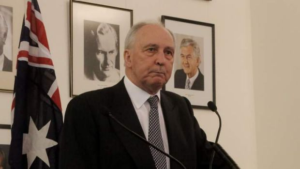Former Prime Minister Paul Keating: Criticised the Liberal Party as being pro-business rather than pro-market.