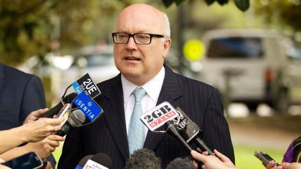 George Brandis says the inquiry would examine systematic abuse of the law and allegations of misconduct in the Health ...