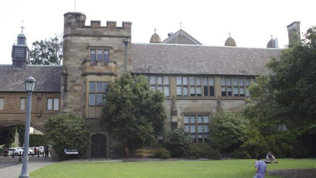 Fresh look planned: Sydney University will spend $1.5 billion to transform its historic Darlington-Camperdown campus.