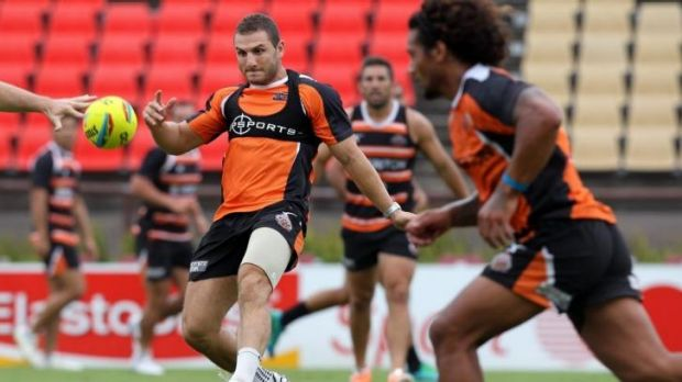 "Changes afoot: ""Even with the quick play the balls, teams are marching up the field,"" says Robbie Farah."