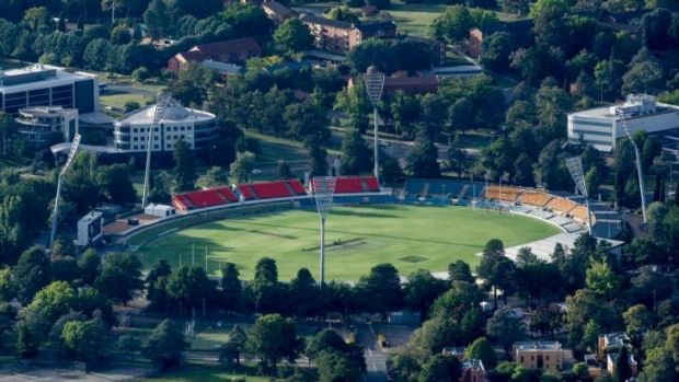 Manuka Oval will come under plenty of scrutiny in the lead up to the Sheffield Shield final.