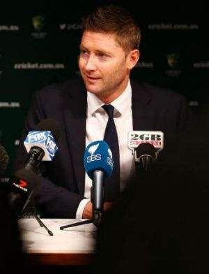 Michael Clarke is set to play in the Sheffield Shield final at Manuka Oval this week.